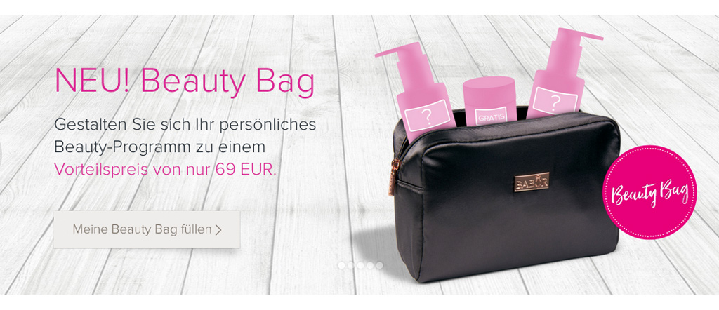 Beauty Bag BABOR