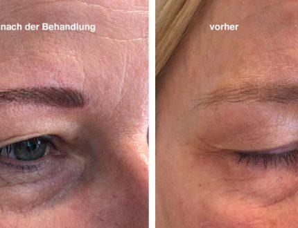 Permanent Make-up Rezension Plochmann Kosmetik Starnberg