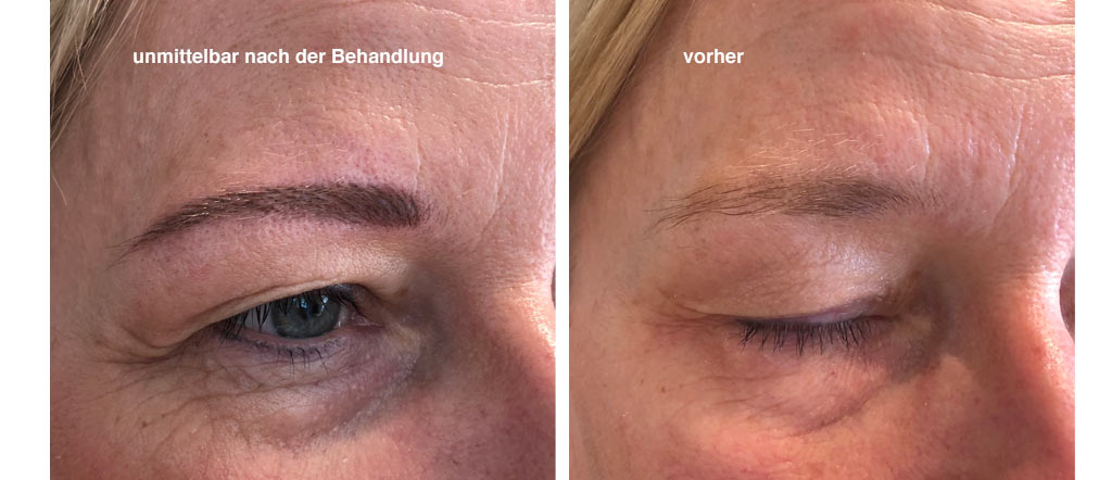 Permanent Make-up Rezension Plochmann Kosmetik Starnberg