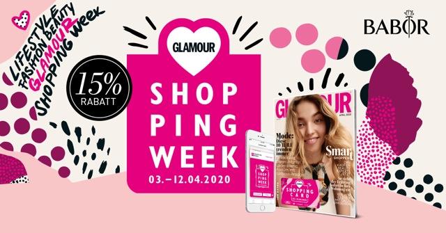 GLAMOUR Shopping-Week BABOR | Plochmann Kosmetik Starnberg