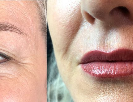 Permanent Make-up Lippen Augen in Starnberg Rezension