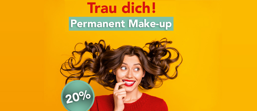 Trau dich! Permanent Make-up Starnberg | Plochmann Kosmetik